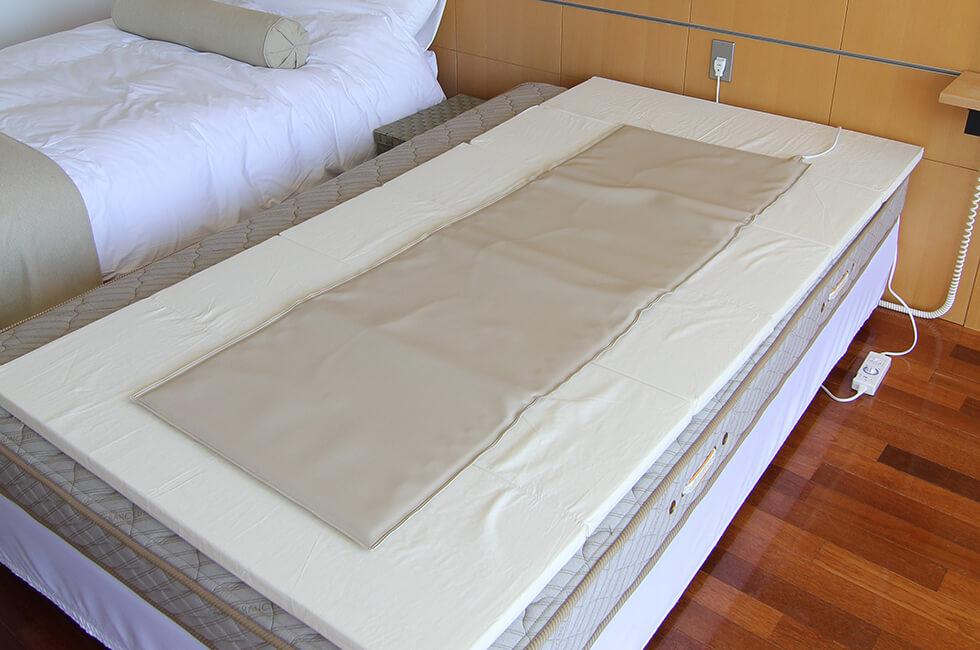 サンマットFLL型 家庭用温熱治療器 長さ158cm 全身マットタイプ
