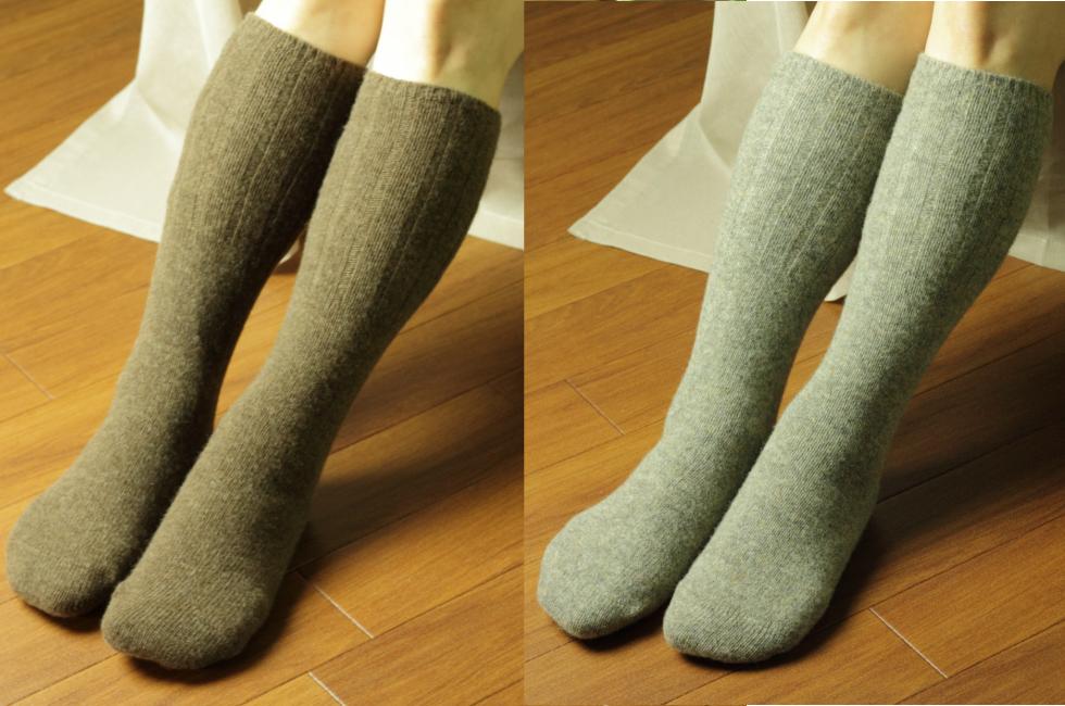 冷えとり靴下 シコーニャソックスシリーズ 4足重ね履きソックス