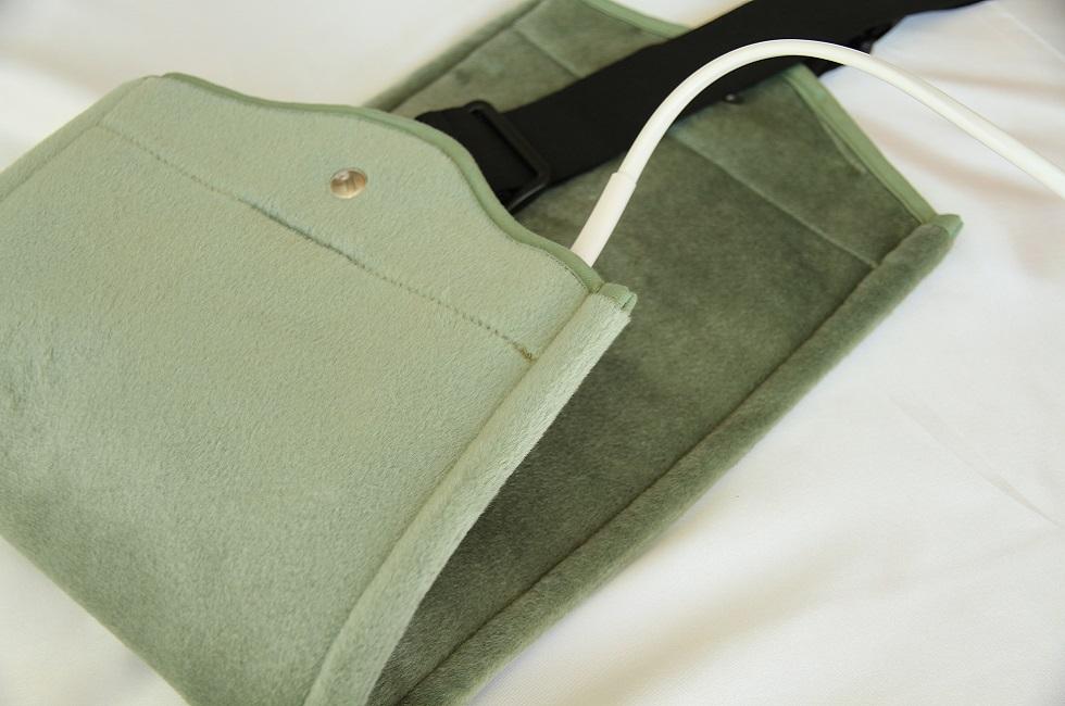 サンマットBS-20型 家庭用温熱治療器 腹巻・腰巻タイプ