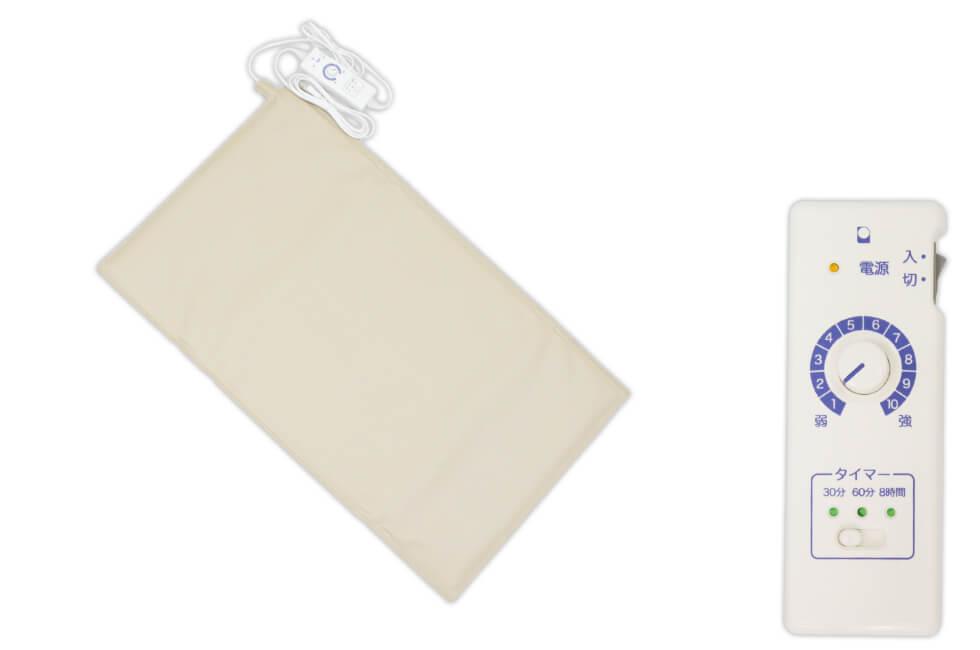 サンマットSL型(家庭用遠赤外線温熱治療器)